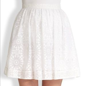Elizabeth and James Risely Voile Skirt